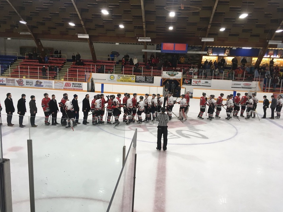 KIJHL: Dynamiters eliminate Ghostriders, advance to division final