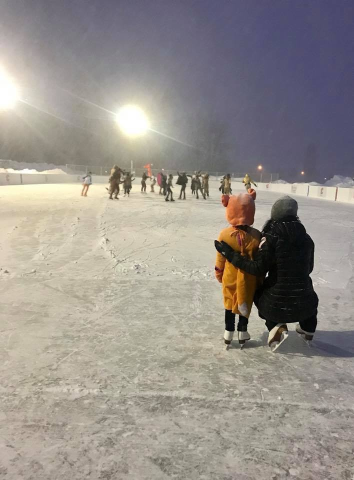 Fernie's outdoor rink being prepared for year-round use