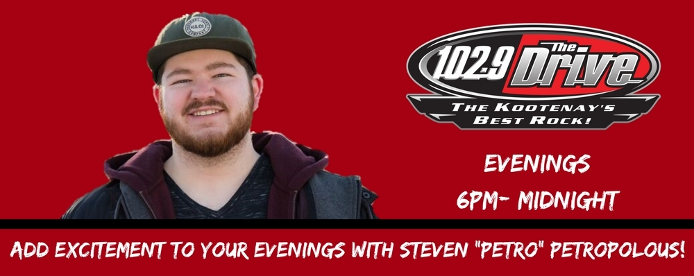 The Stevening Show with Petro