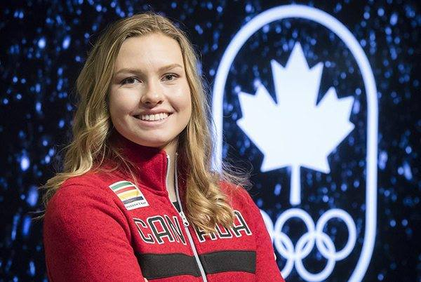 Cranbrook's Sherret back on skis, training for World Cup