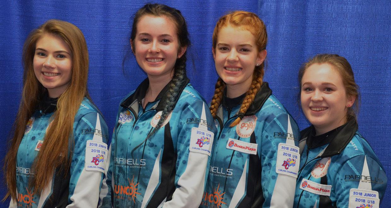 "Kimberley curler calls experience at national championship ""surreal"""