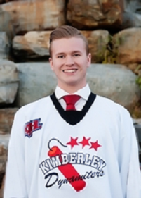 KIJHL: Dynamiters goaltender excited to begin next chapter