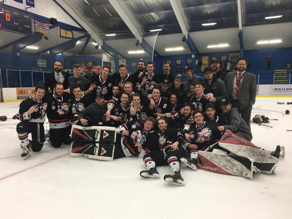 Dynamiters championship season comes to a close