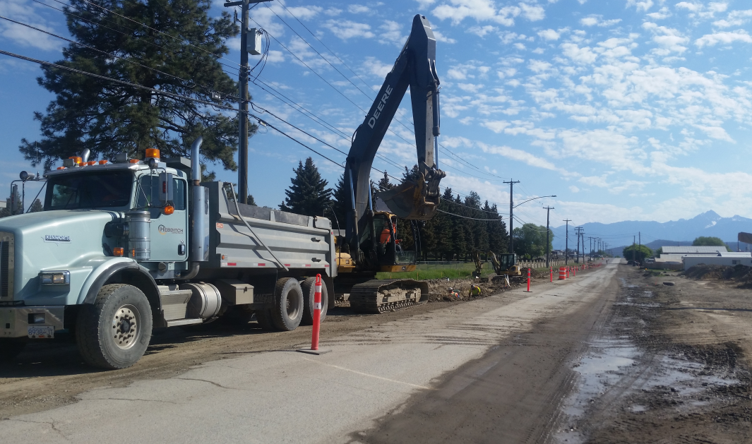 Cranbrook's Capital Roads program ahead of schedule