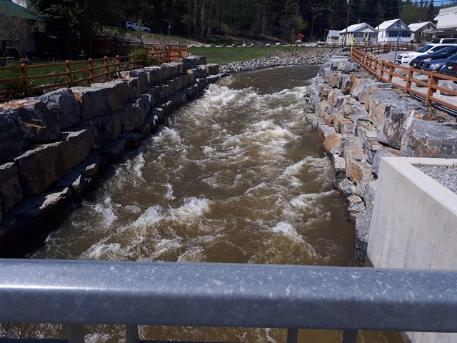 East Kootenay flood watch downgraded to high streamflow advisory