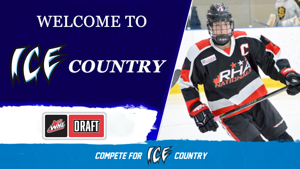 WHL: Kootenay ICE select d-man Carson Lambos second overall