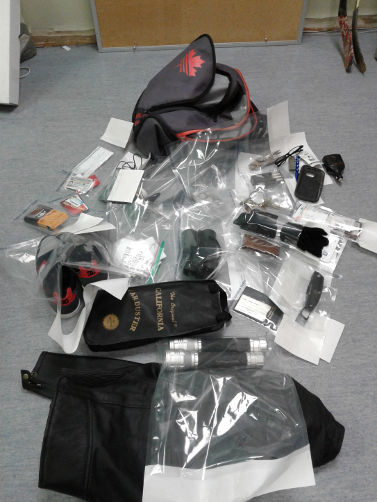 Numerous items recovered after Cranbrook RCMP bust thief