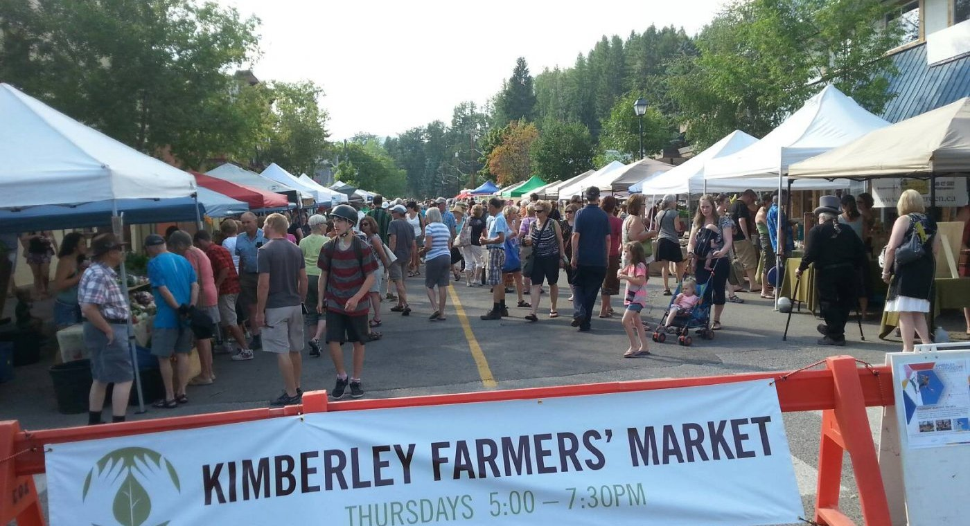 Farmers Market returns to Kimberley for fifth year