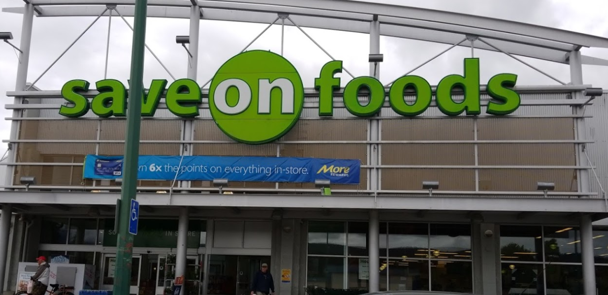 Share it forward with Save-On-Foods this weekend