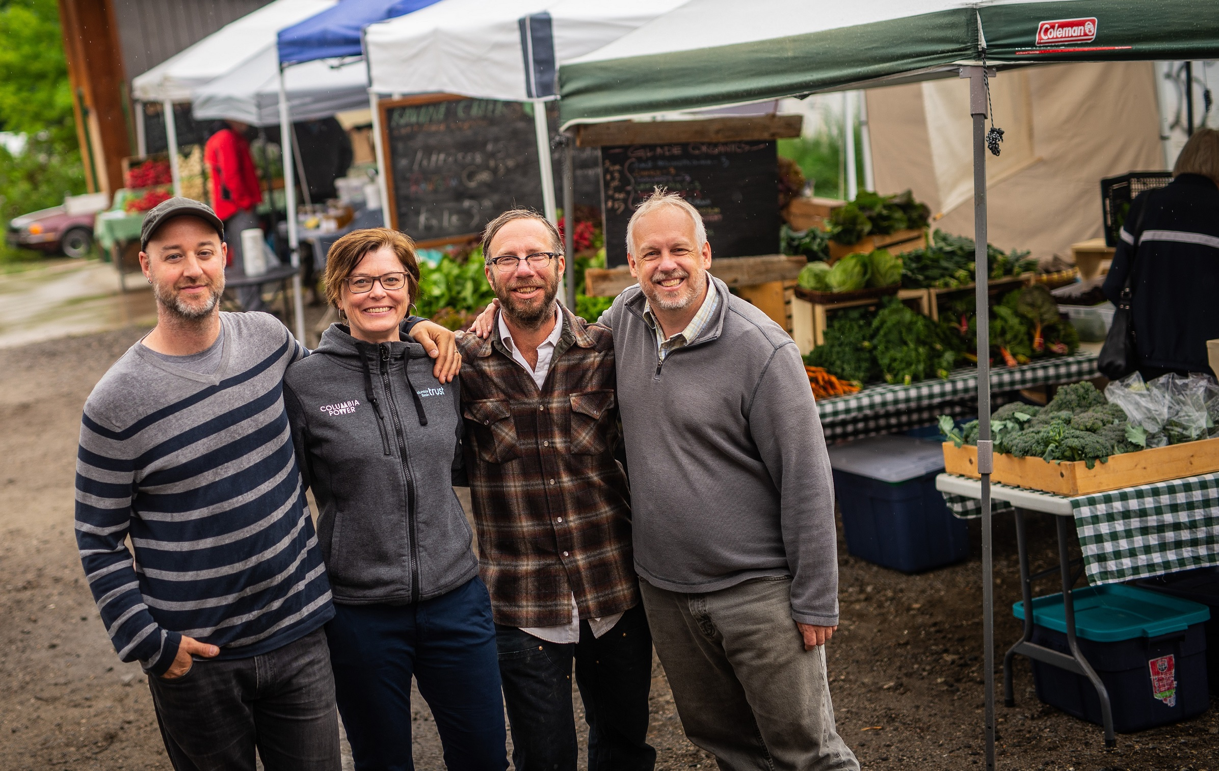 CBT allocates $100 K for local farmers' market program
