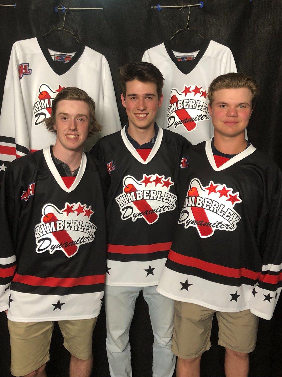 KIJHL: Dynamiters sign three local players