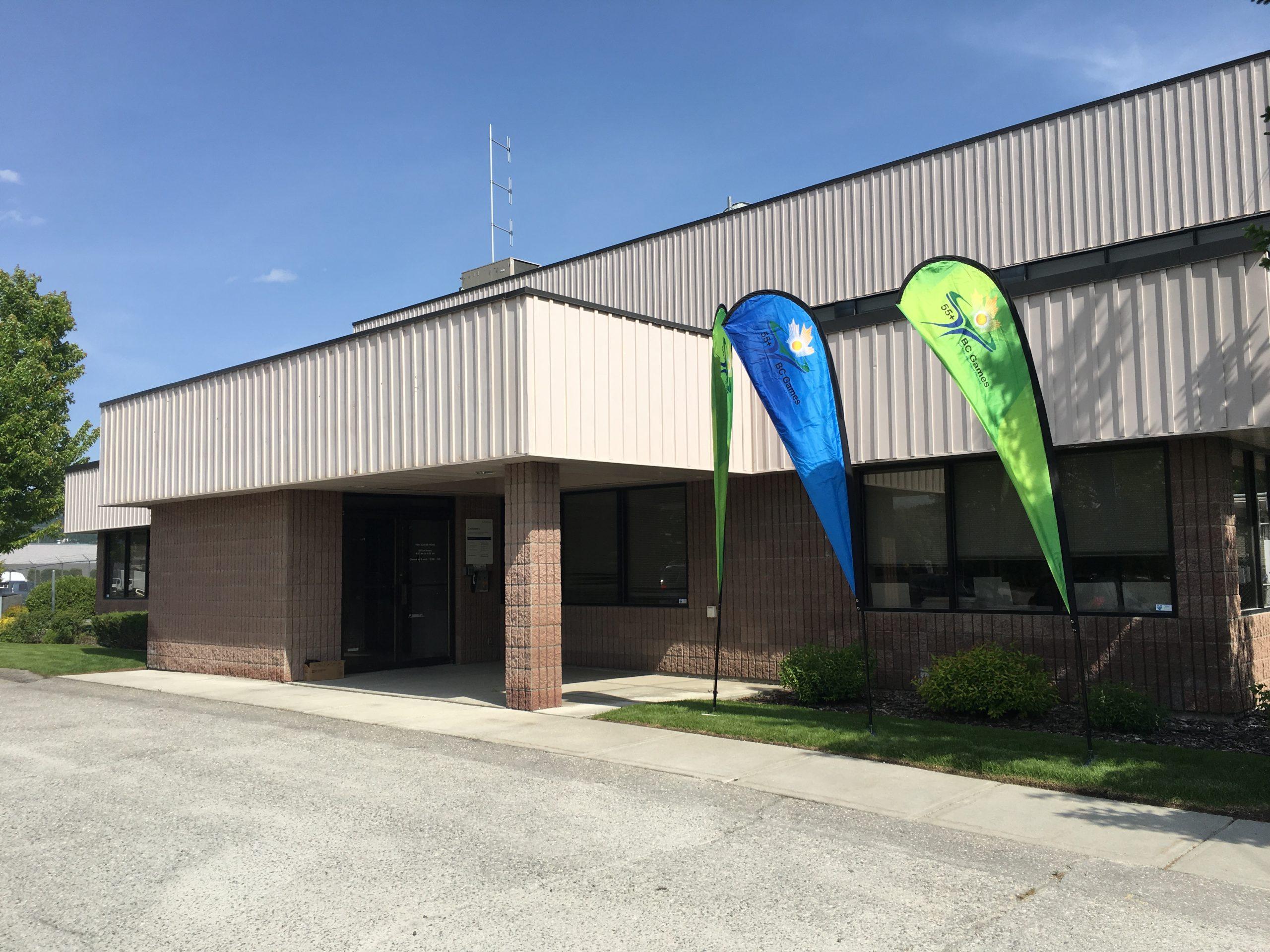 Kimberley-Cranbrook 2018 55+ BC Games office opens