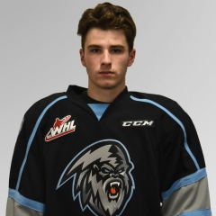 WHL: ICE ship D Russell to Spokane for 2019 draft pick