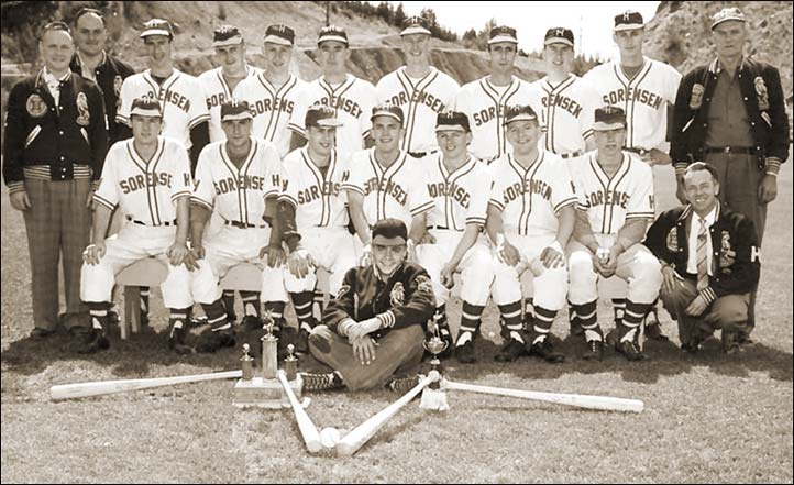 Baseball players of Kimberley's past re-unite this weekend