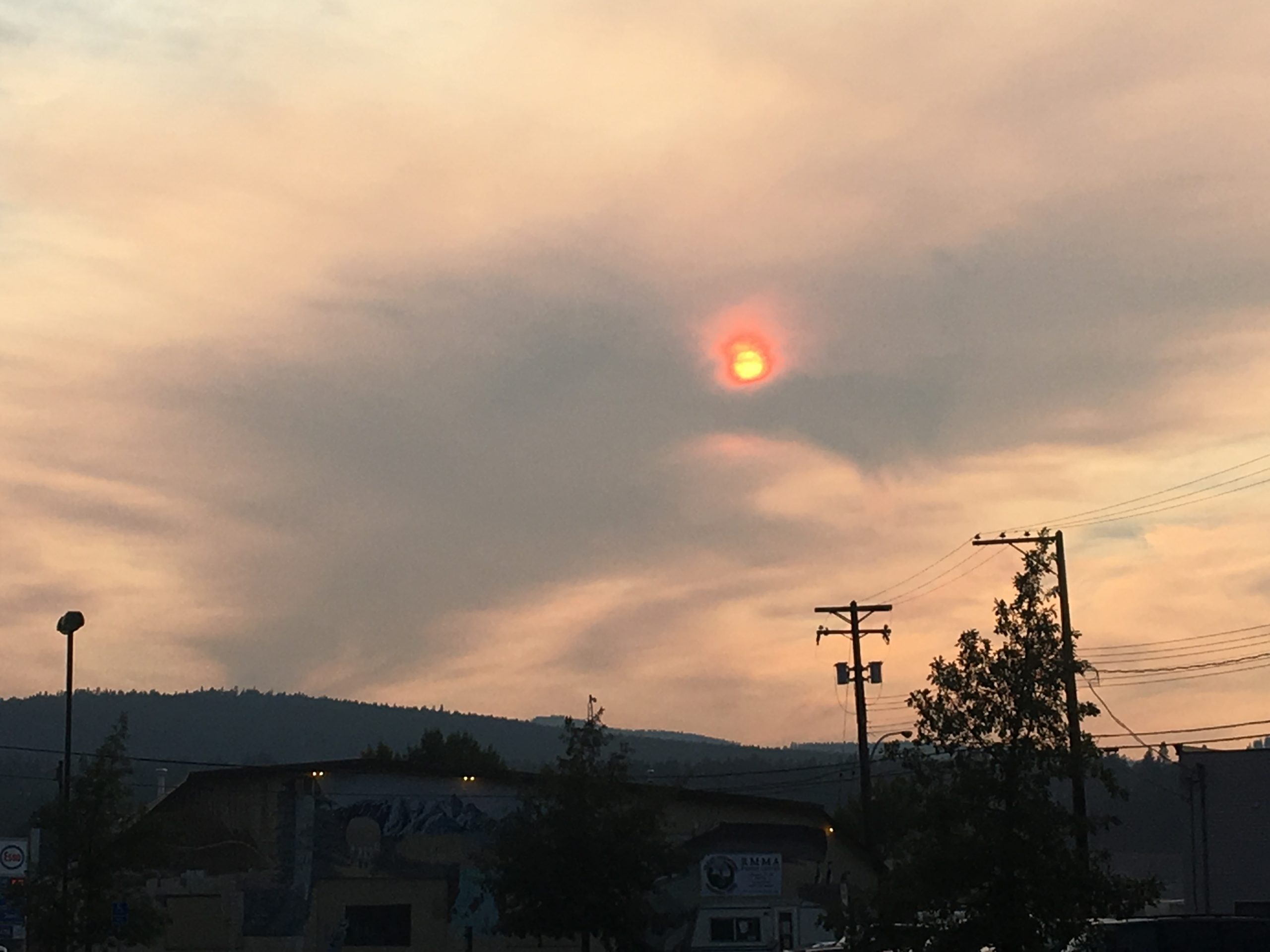 Smoky Skies Bulletin continued for East Kootenay
