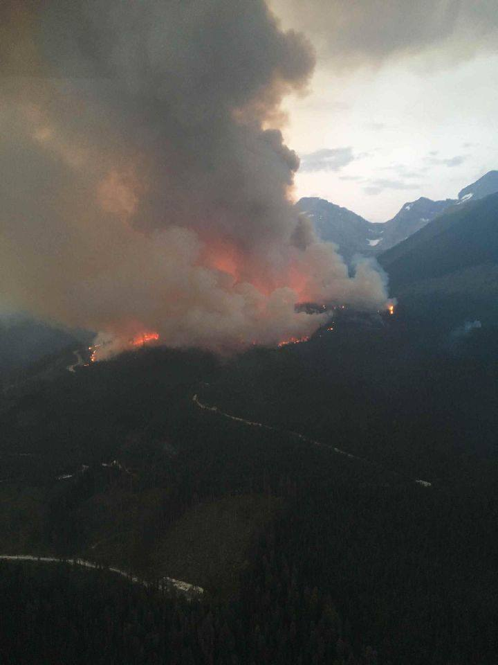BC wildfires prompt province-wide State of Emergency declaration