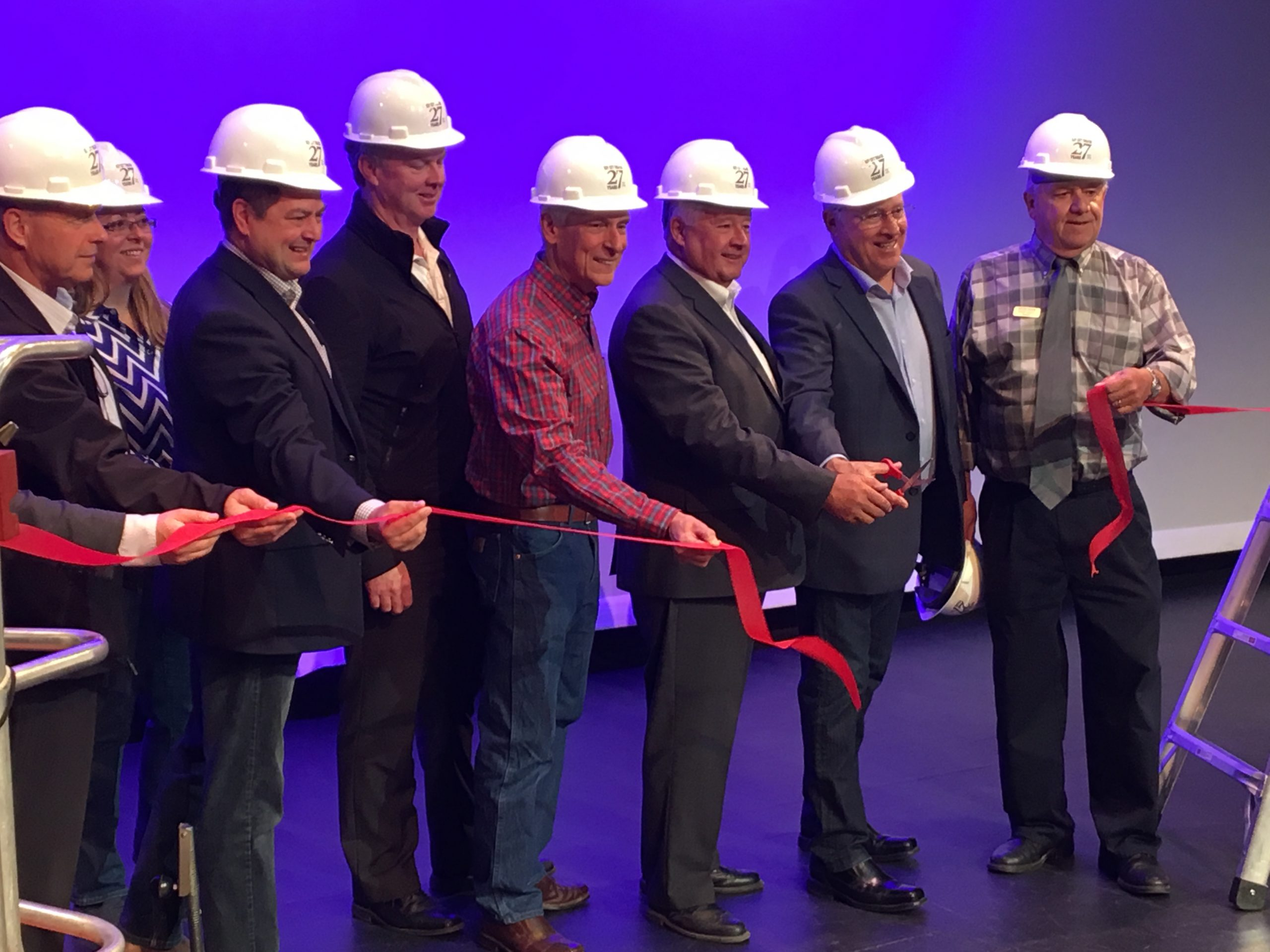Key City Theatre celebrates upcoming upgrades