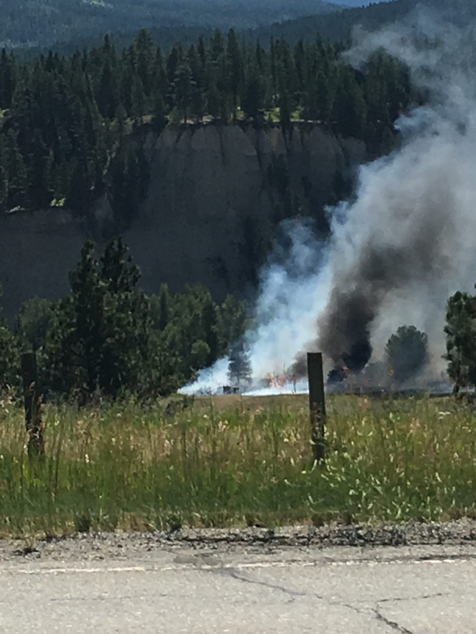 Update: Evacuation orders rescinded for 3 Wycliffe homes