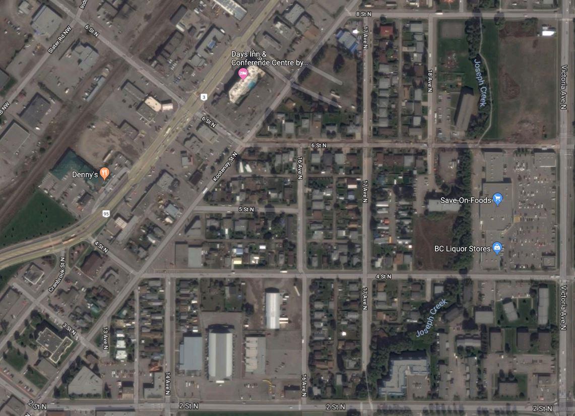 Road work on Kootenay Street North begins next week