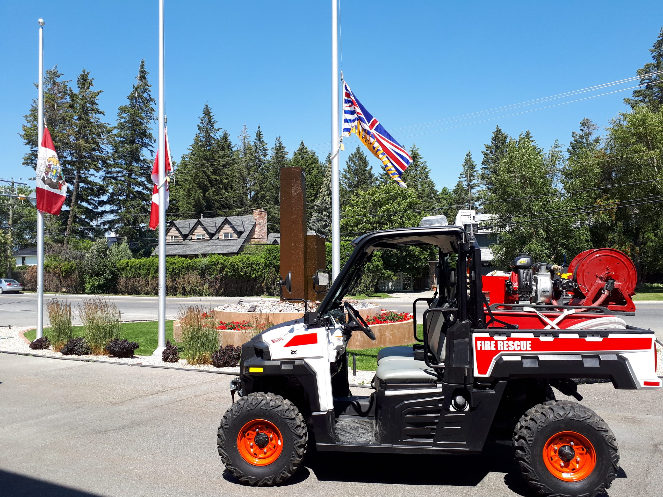 Cranbrook Fire & Emergency Services add new off-road vehicle
