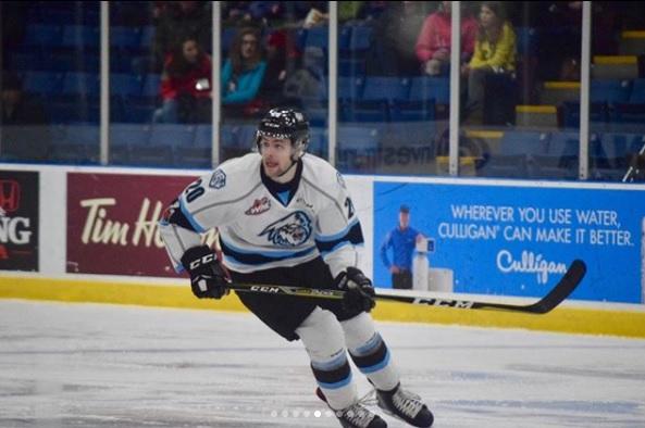 WHL: ICE ship King to Spokane for draft pick