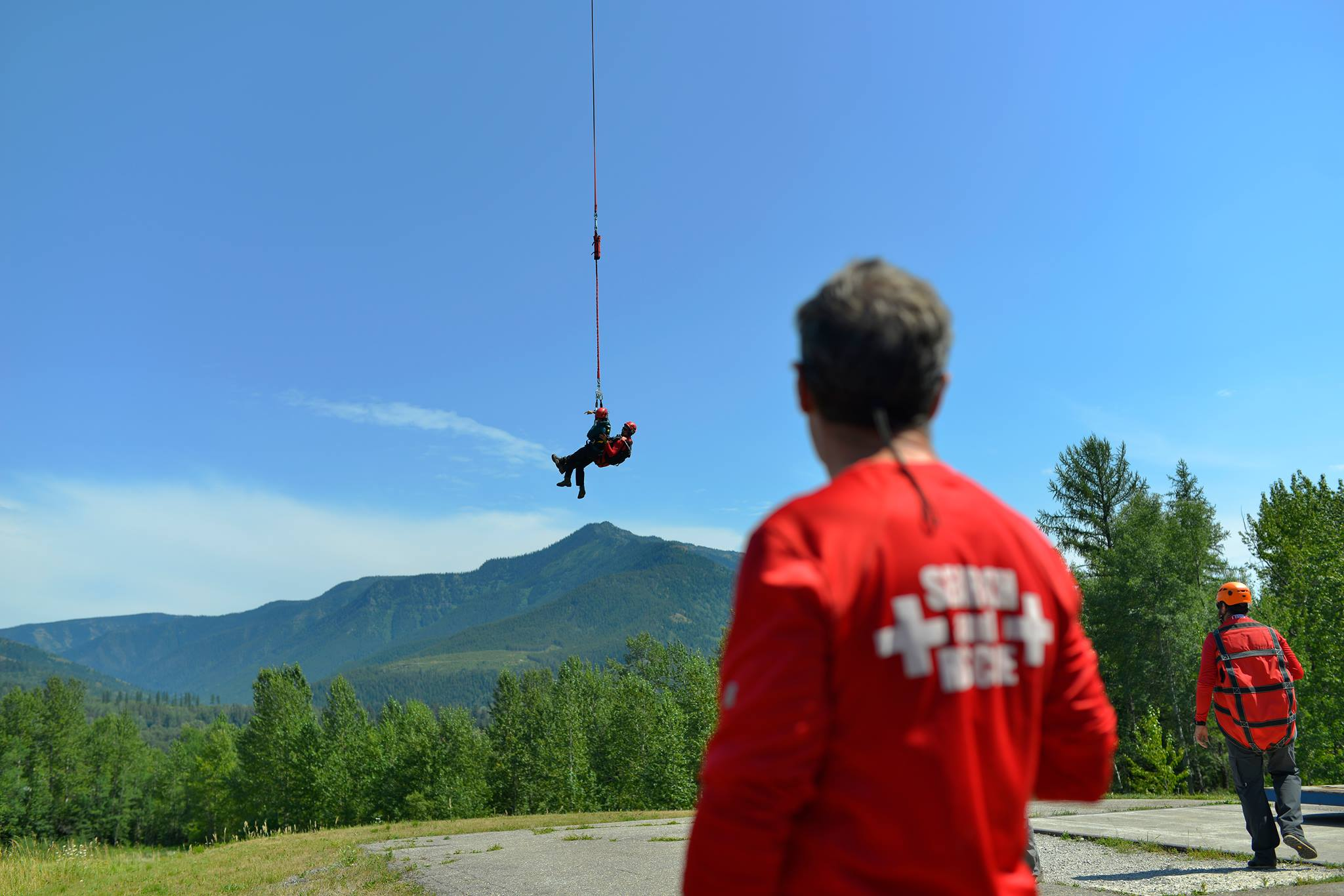 Fernie SAR rescues woman ATVing in Flathead area