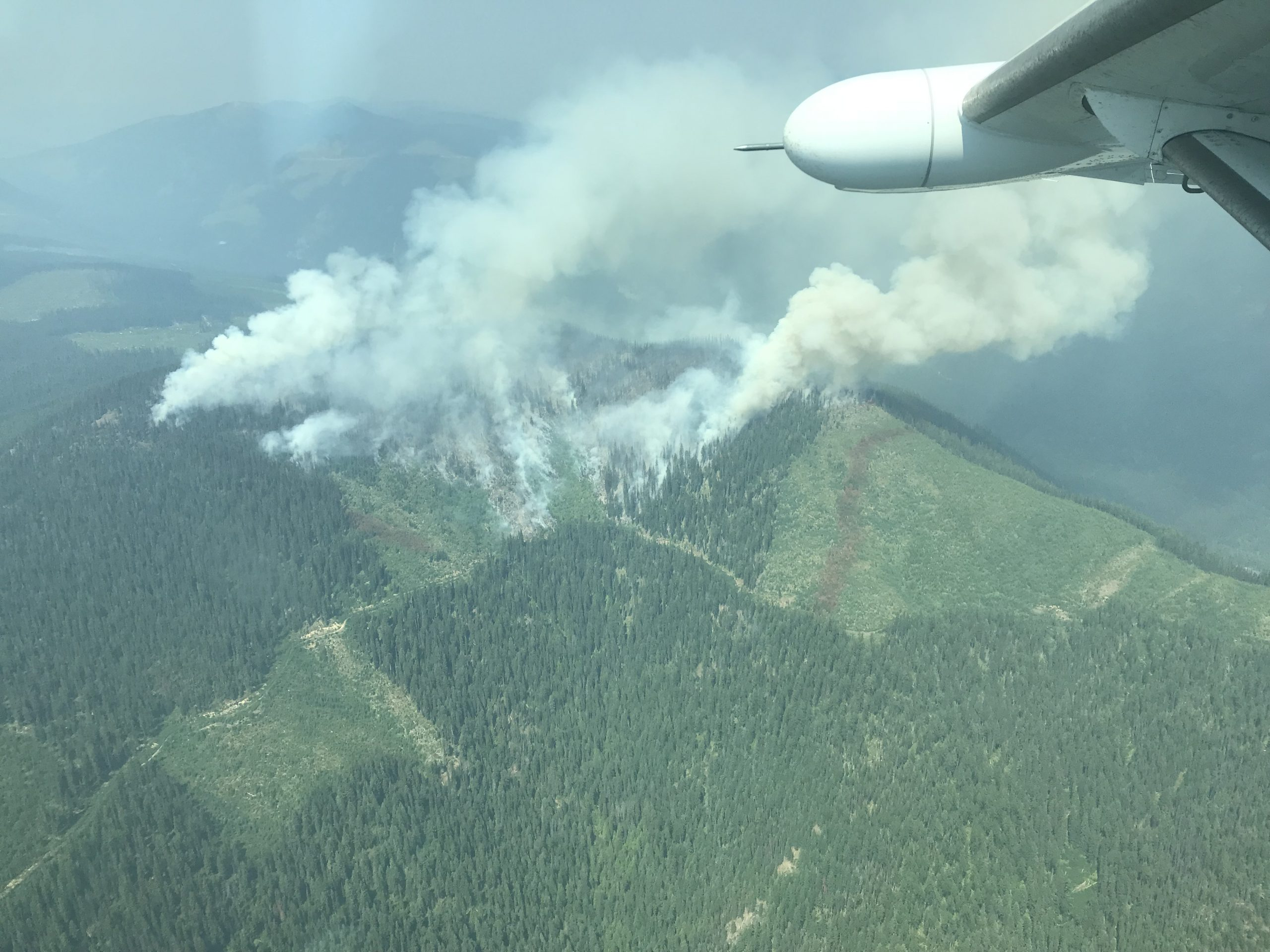 Three new wildfires of note burning in Southeast Fire Centre