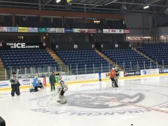Kootenay ICE skaters prepare for training camp showcase