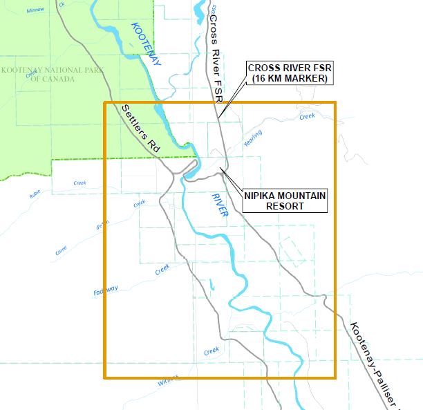 Evacuation ALERT Issued in the Cross River Area near Radium