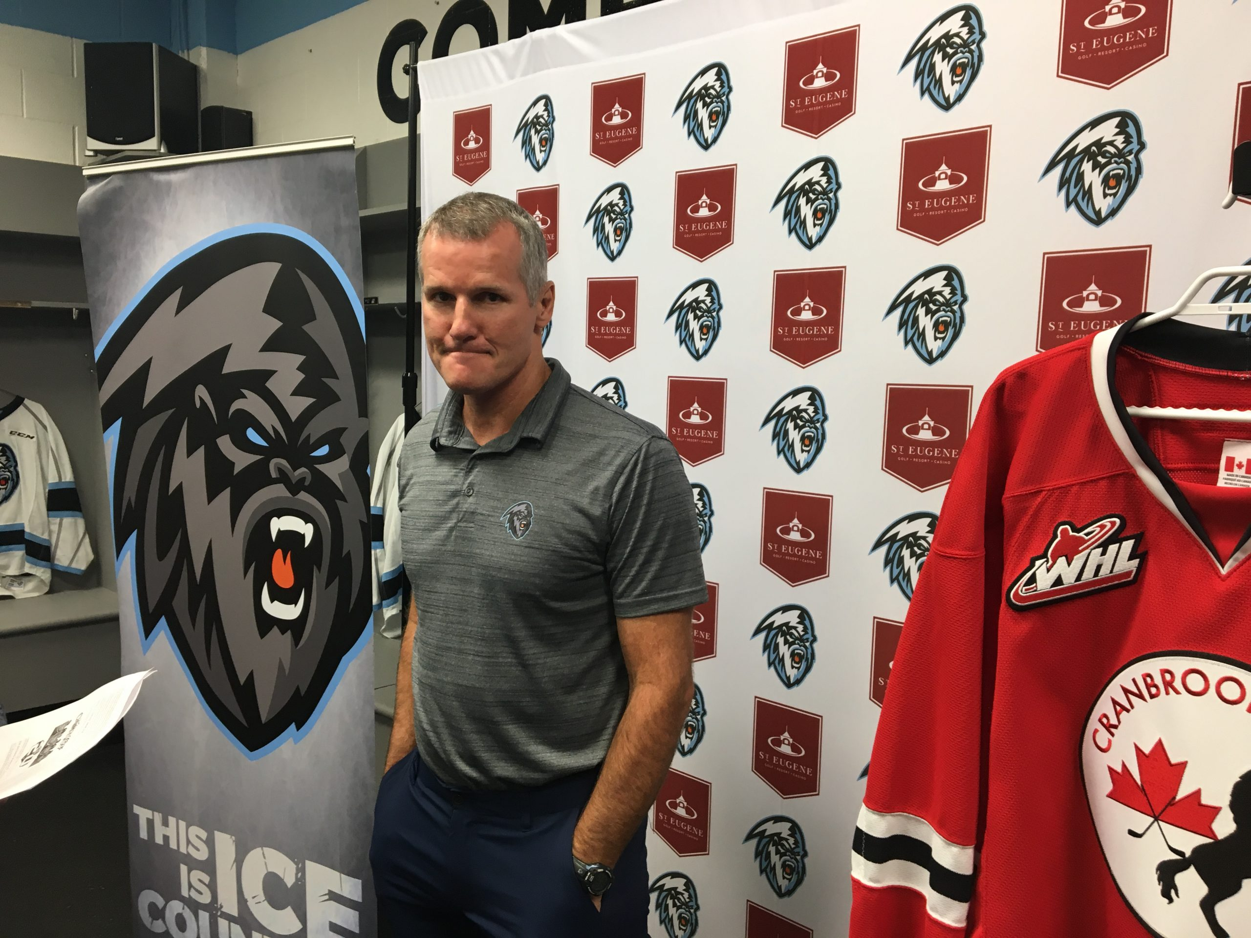 Kootenay ICE announce training camp roster, trade goaltender