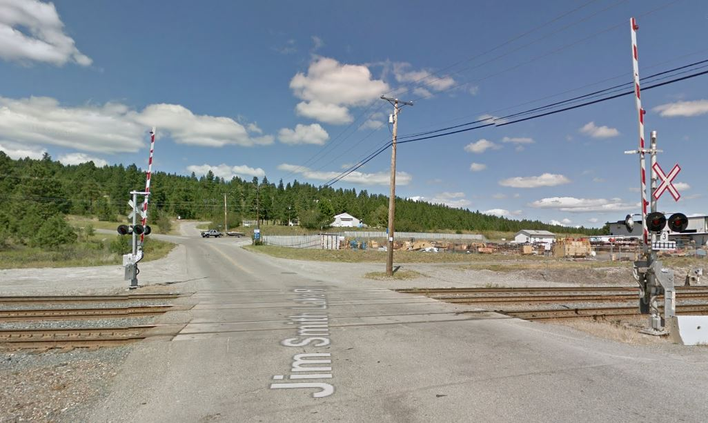 Jimsmith Lake Road railway crossing to close overnight