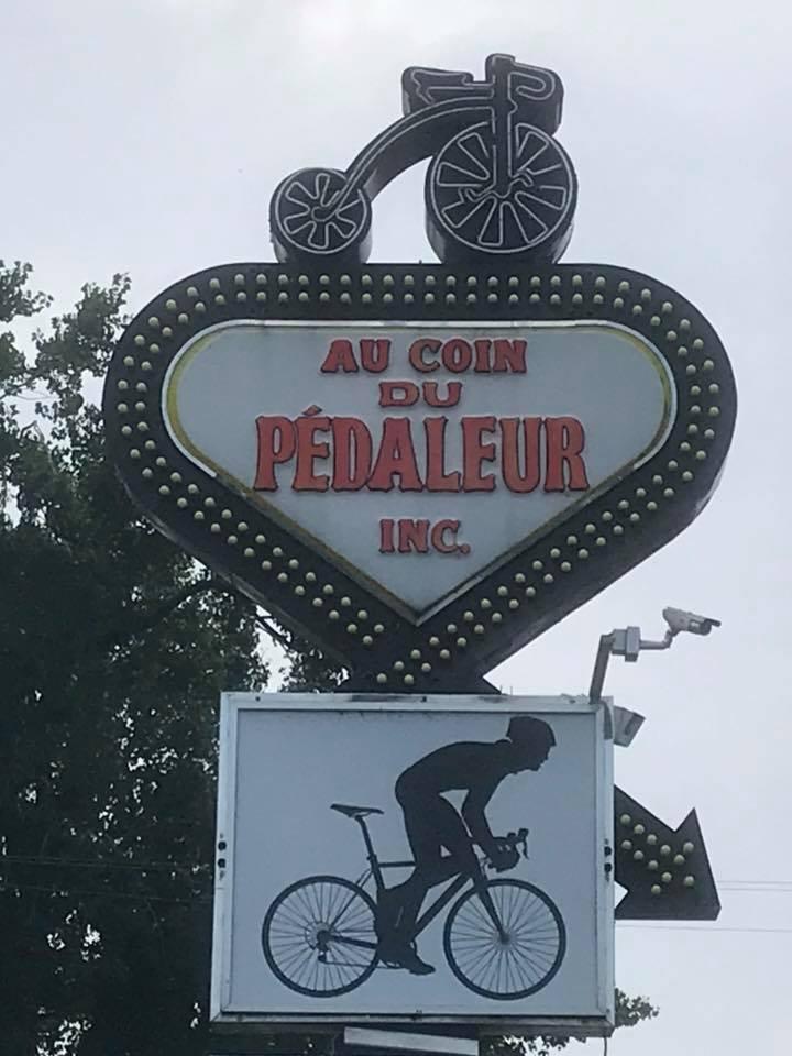 Kimberley man's cycling tour inching closer to Canada's east coast