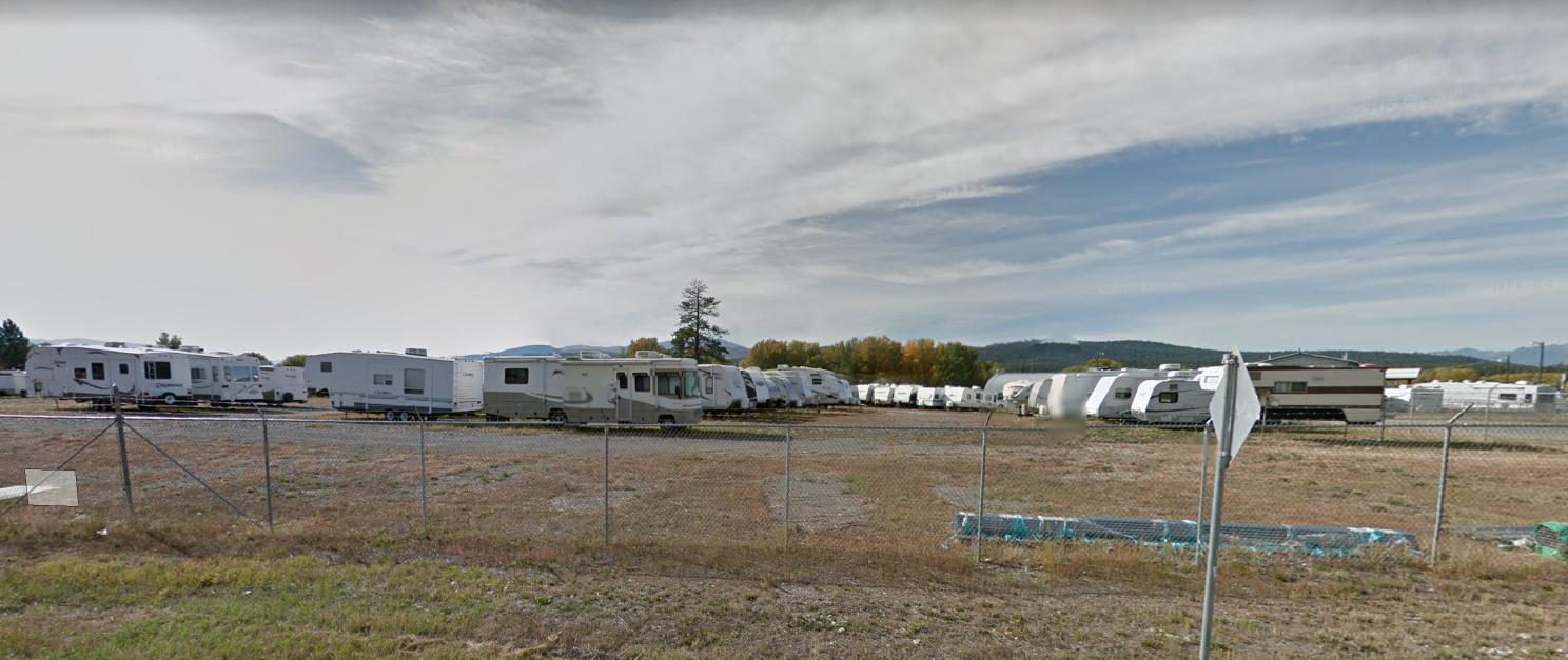 Cranbrook company offers free RV storage for wildfire evacuees