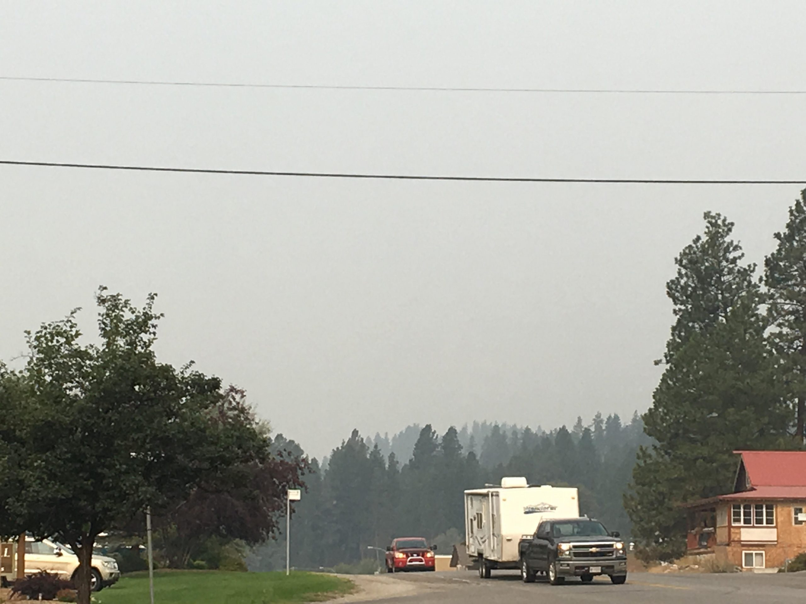Interior Health issues statement on smoky skies, air quality