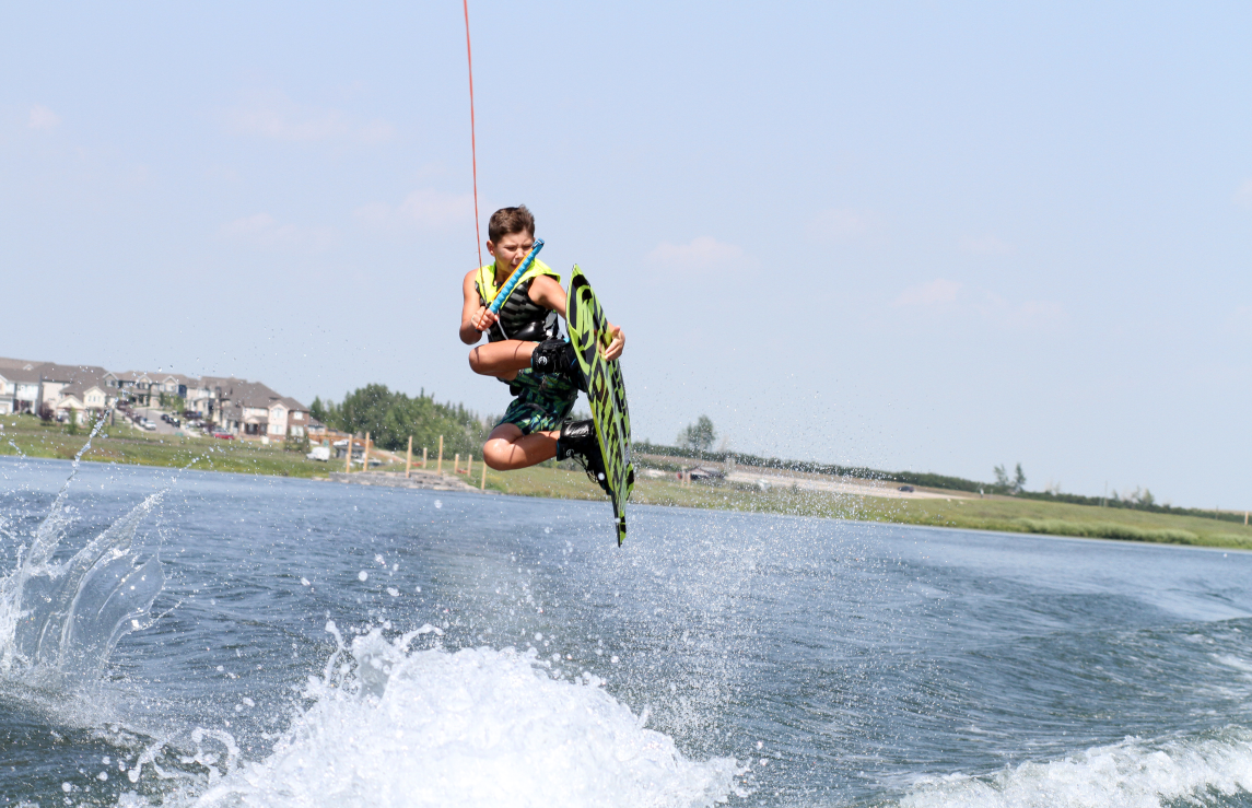 Local wakeboarders make podium at Waterski and Wakeboard Alberta Provincial Championships