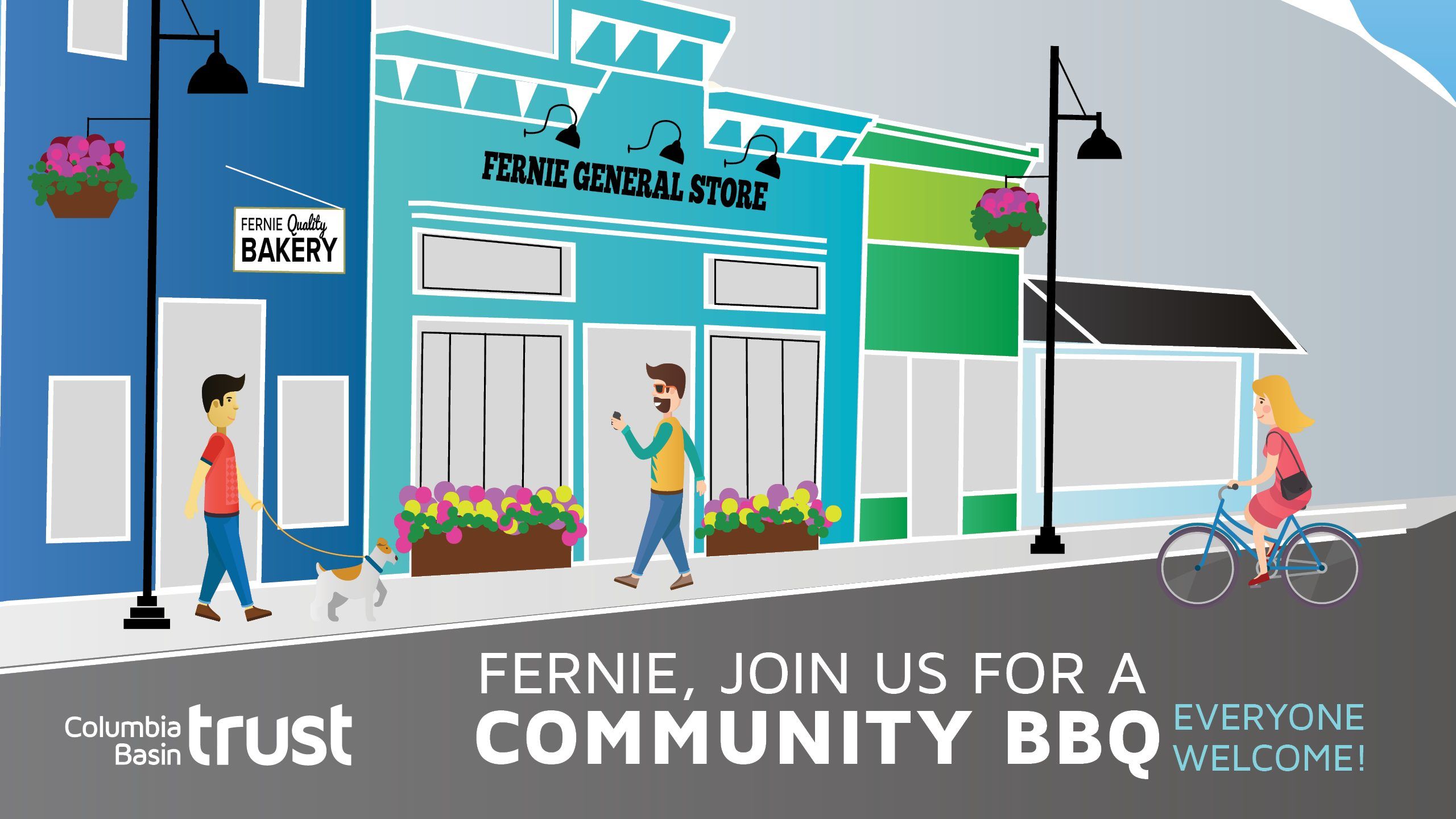 CBT to host BBQ and AGM in Fernie next week