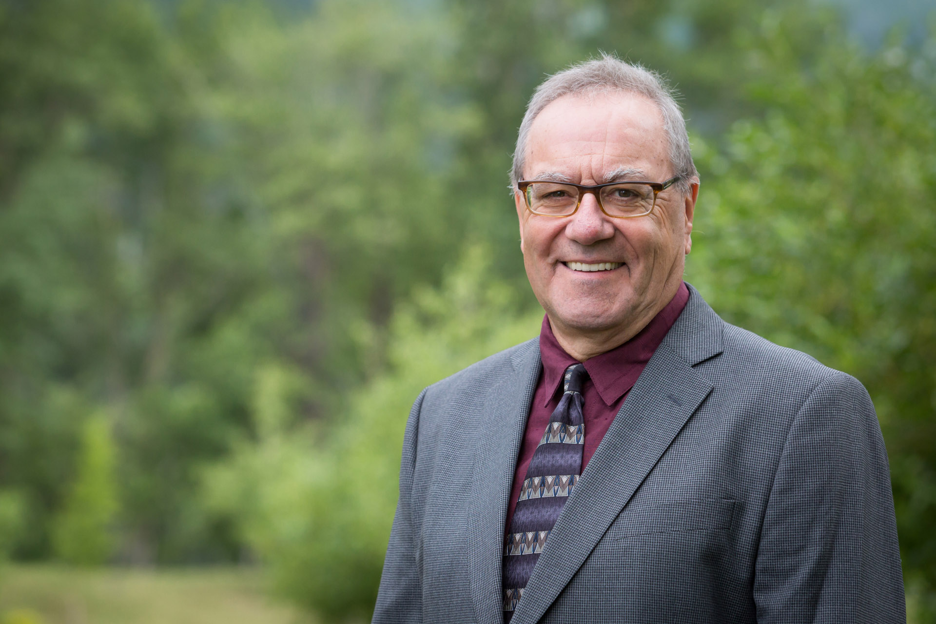 Incumbent Sparwood District Councillor seeking re-election.