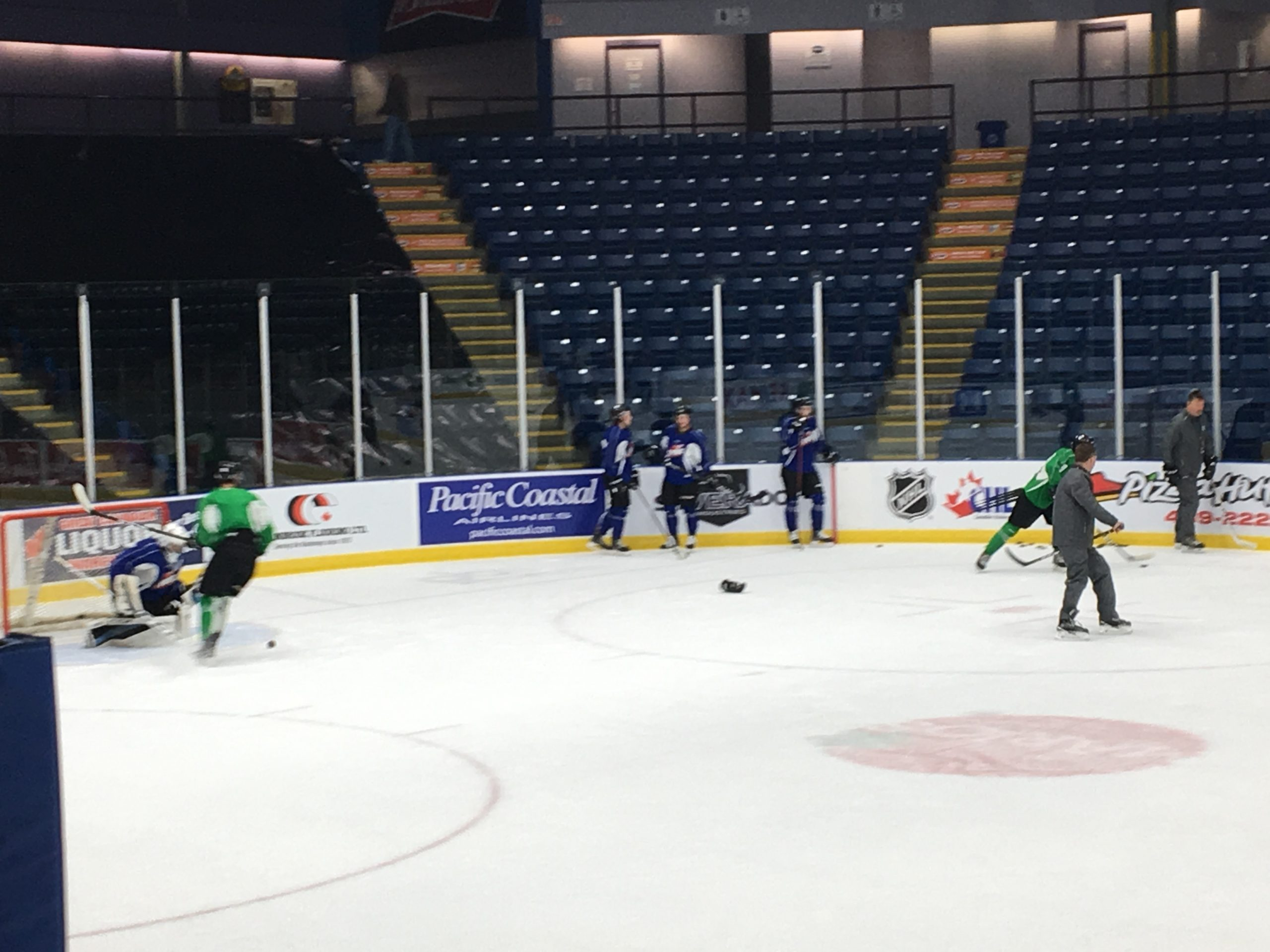Kootenay ICE coach aims for strong start in tomorrow's opener