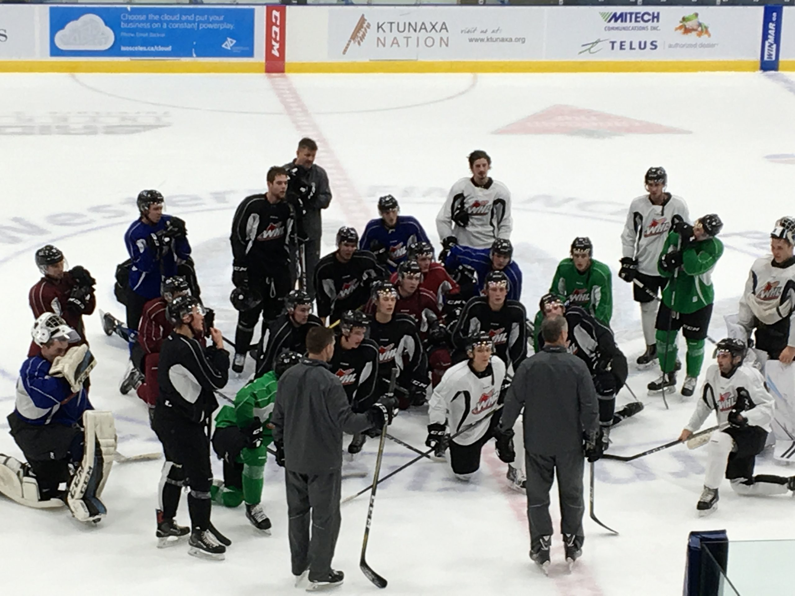 Kootenay ICE prepare for home and home with Spokane