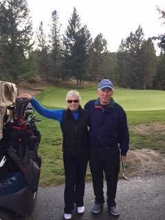 Local volunteers gifted free rounds of golf