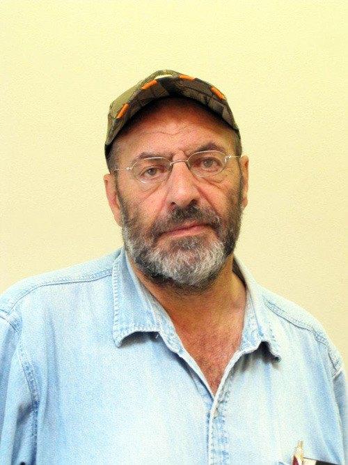 Former Sparwood District Councillor Sonny Saad seeks return to office