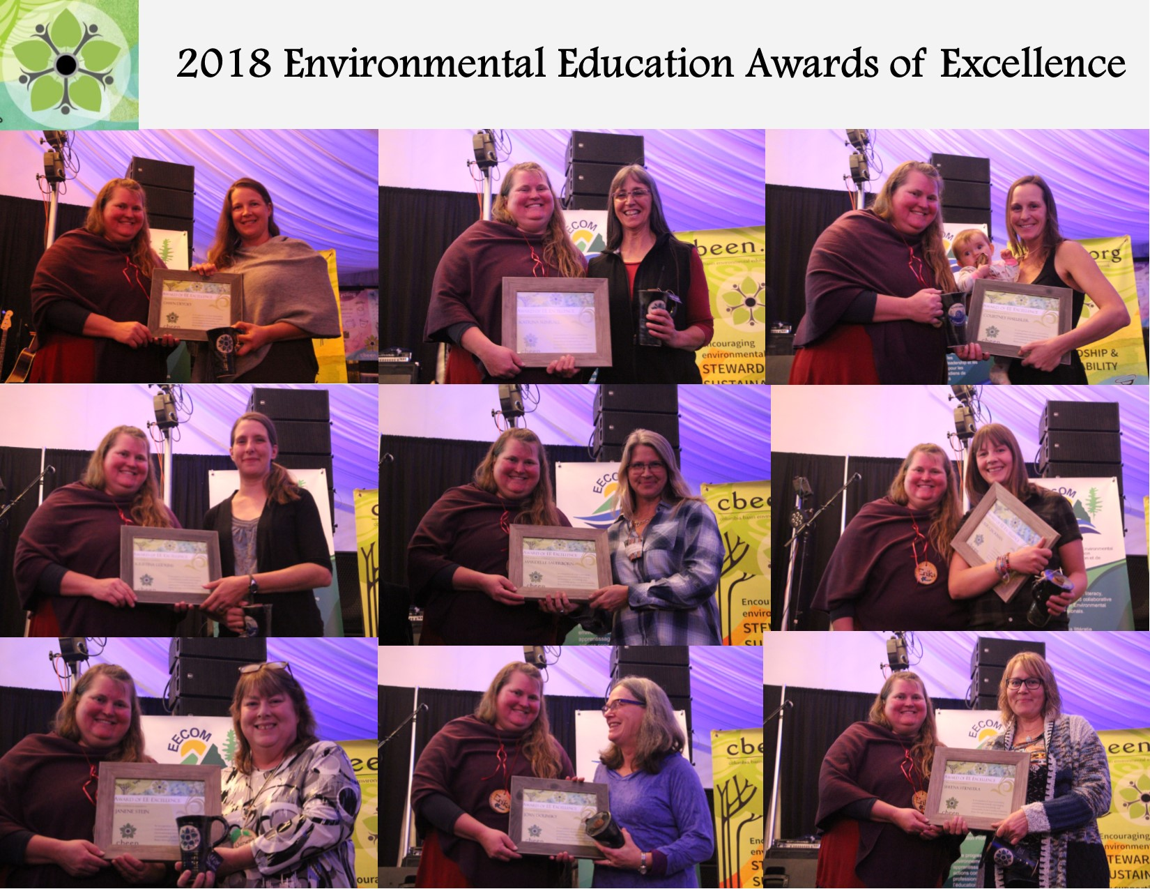 Local educators honoured at Canadian Environmental Education Conference