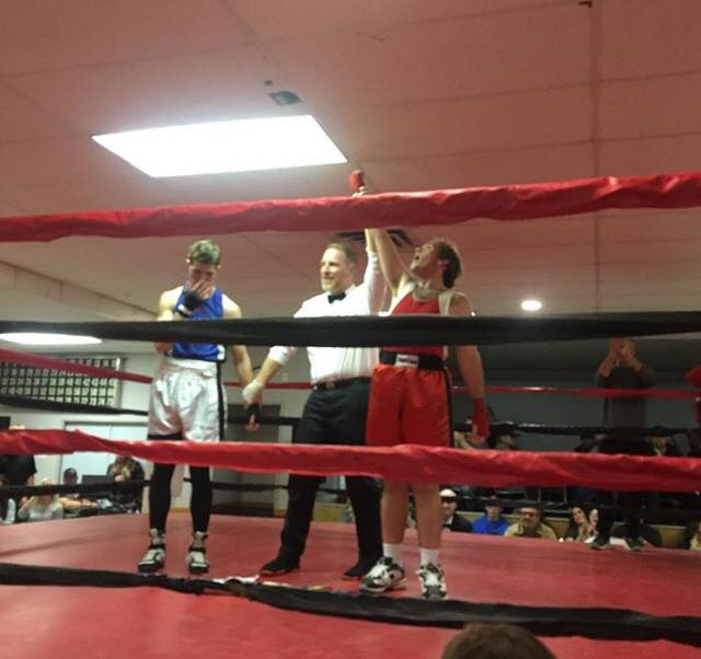 Local boxing club hosts charity event