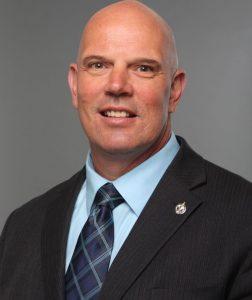 David Wilks back as mayor of Sparwood