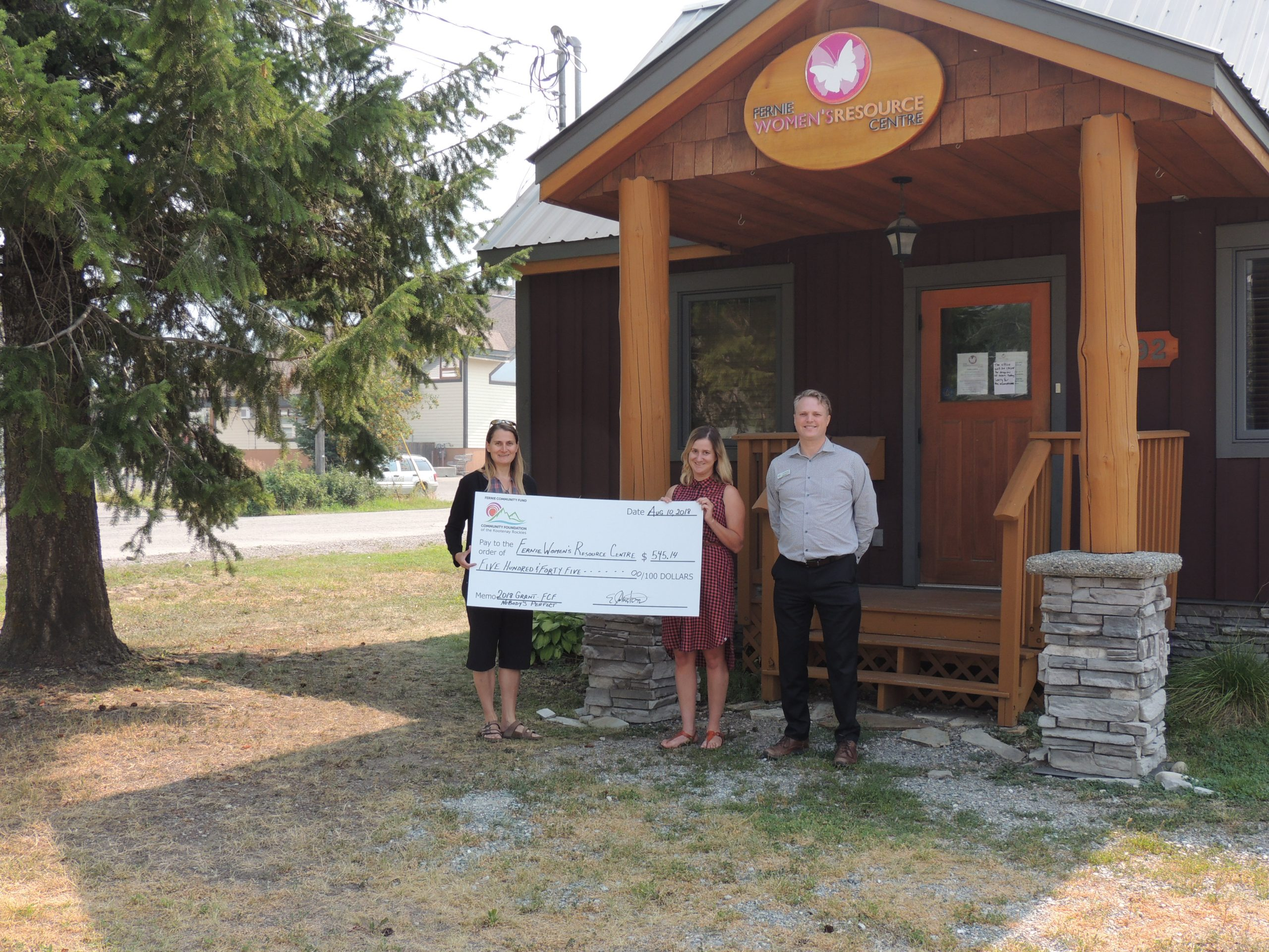 Fernie Community Fund at $135,000 after significant growth