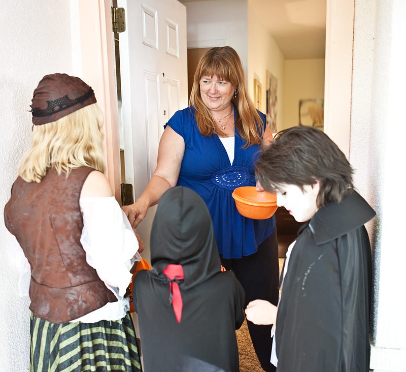RCMP urging parents to discuss Halloween safety with children