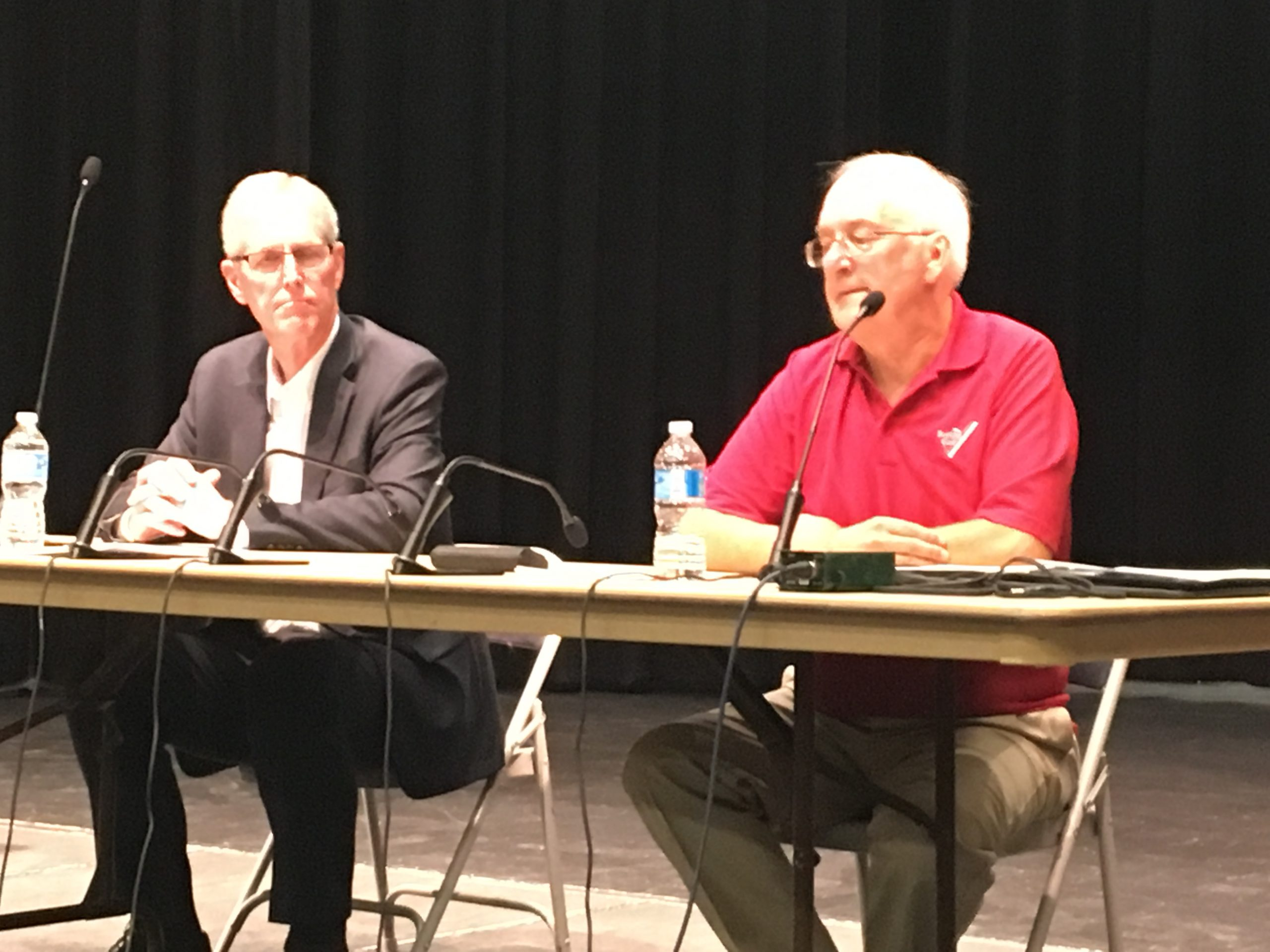 Kimberley mayoral candidates see eye-to-eye on housing concerns at forum