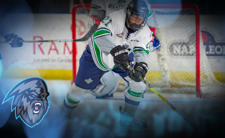 Kootenay ICE acquire Forward Eric Fawkes from Seattle