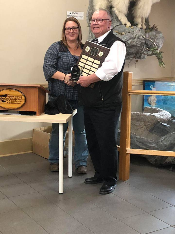 Sparwood Chamber of Commerce recognizes community through Business Awards