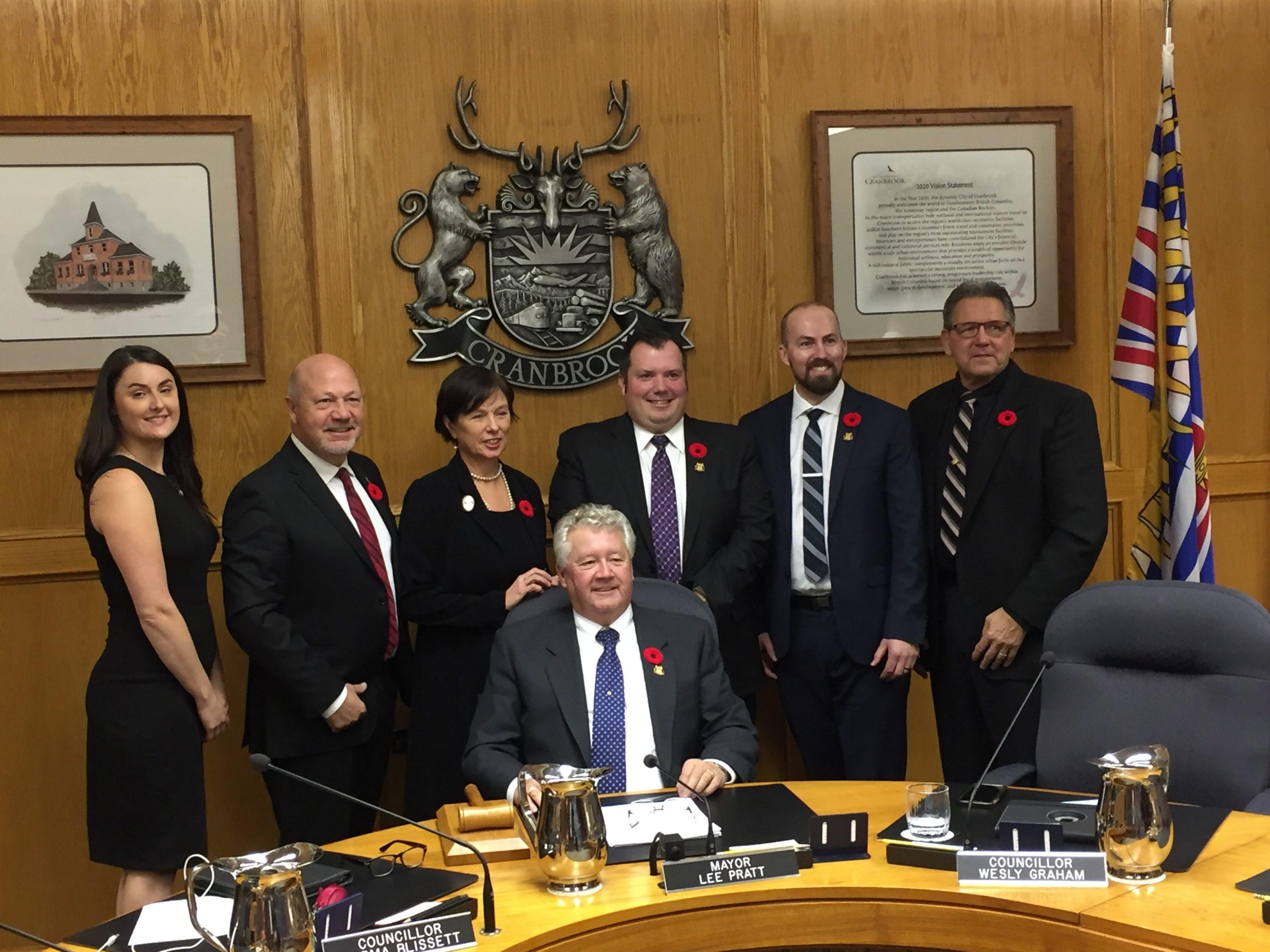 Wayne Price sworn in as new Cranbrook City Councillor